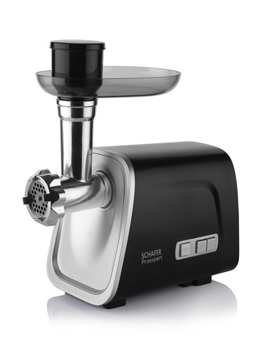 Schafer Pro Expert Kıyma Makinesi - Siyah Siyah
